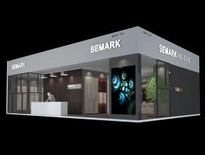 SEMARK科佳展台模型