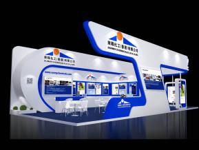东阳化工展览模型
