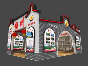 梅州展览模型