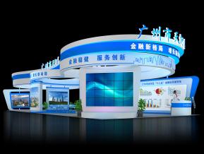 广州天河区展览模型