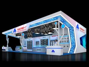 宁波电子展览模型