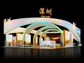 深圳展览模型