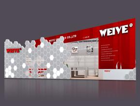 伟业陶瓷WEIYE展览模型