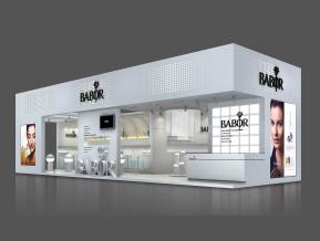 芭宝BABOR展览模型
