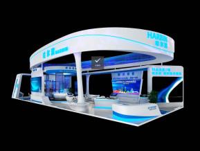哈尔滨展览模型
