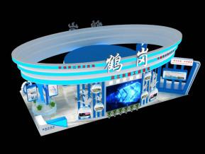 鹤岗展览模型