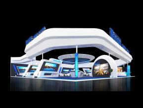 西咸新区展览模型