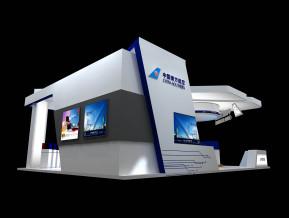 中国南方航空展览模型