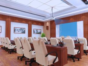 展厅 会议室 空间