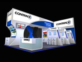 contrinex展览模型