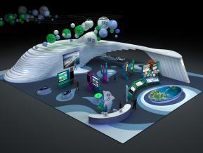 珠海展览模型
