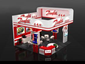 丹弗斯展览模型