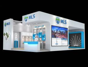 MLS木林森展览模型