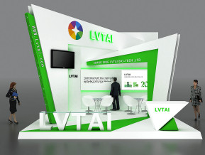 LVTAI绿泰展览模型