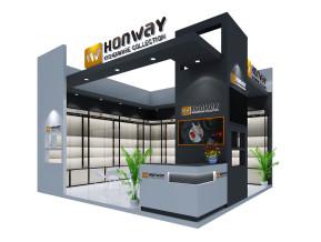 Honway厚为展览模型