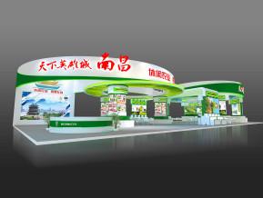 南昌展览模型