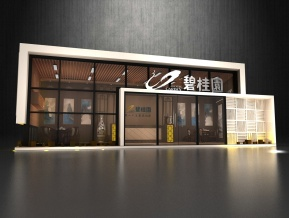 碧桂园展览模型