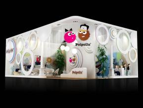 Poipoilu展览模型