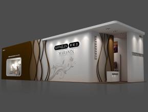 米妃兰展览模型