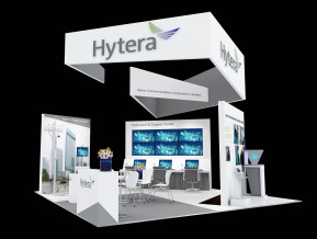 Hytera展览模型