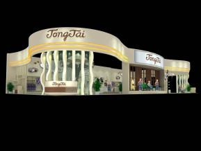 TongTai展览模型