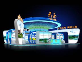 云南展览模型