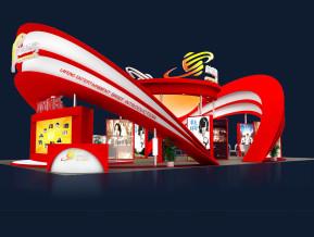 拉风娱乐展览模型