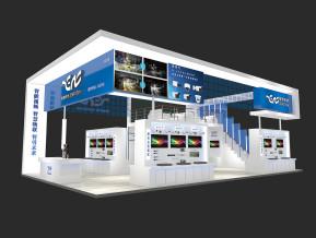 智诺科技展览模型