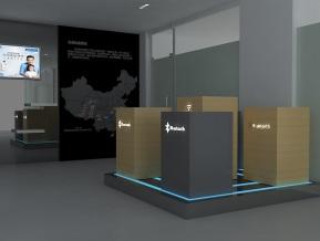 企业小展厅
