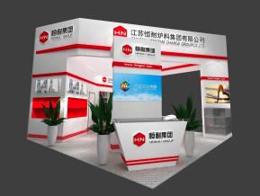 江苏恒耐展览模型