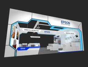 EPSON爱普生展览模型