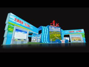 青海展览模型