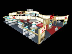 江苏展览模型