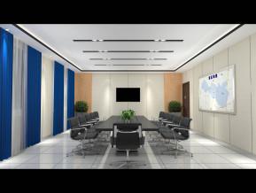 会议室3D模型
