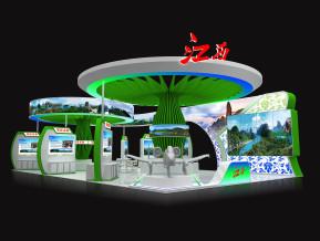 江西展览模型