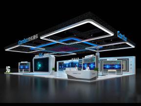 京信通信展览模型