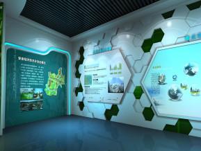 安吉展厅3D模型
