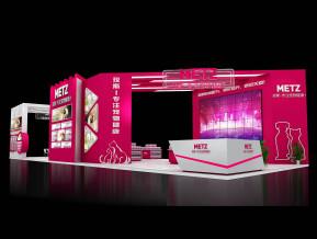 METZ玫斯展览模型