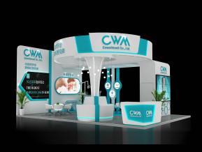 CWM展览模型