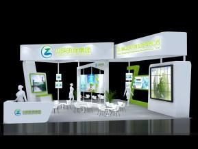 中明环保展览模型