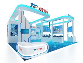 通富微电展览模型