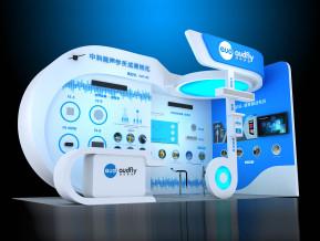 清听声学展览模型