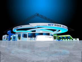 中电数码展览模型