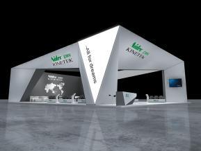 尼得科展览模型