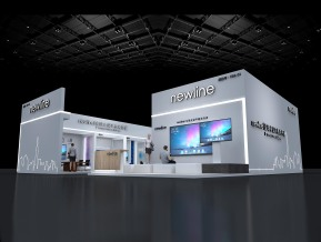 newline展览3D模型