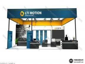 LTI MOTION展览模型