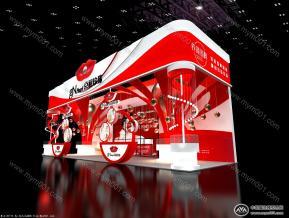 京润珍珠展览展示设计