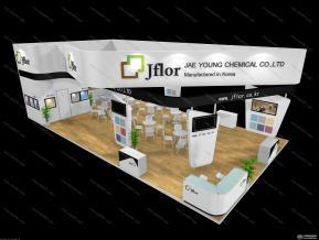 Jflor展览模型