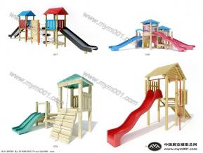 儿童滑滑梯
