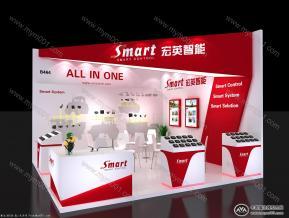 上海宏英智能展览模型